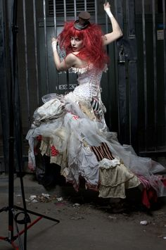 Emilie Autumn - she is my alter ego