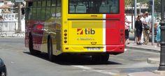 Schon wieder ein rauchender Überlandbus auf Mallorca