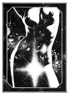 Juxtapoz Magazine - Philippe Caza's Surreal Futurist artworks