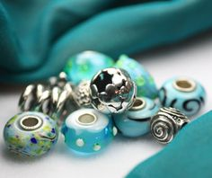 Turquoise Trollbeads! Every time I see this photo I took 4 years ago I smile.  How can you not love Trollbeads?