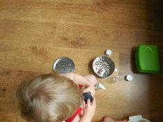 Welcome to Mommyhood: Montessori Inspired ocean activities for toddlers part II