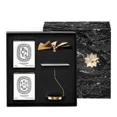 DIPTYQUE Carousel and Candle Duo Set