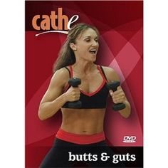 LOVE Cathe! Cathe Friedrich -- a real powerhouse. Really good DVD weight workouts though tend to be long.
