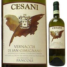 [8月3日以降発送予定]【6本~送料無料】ヴェルナッチャ ディ サンジミニャーノ 2011 チェザーニVernaccia di San Gimignano 2011 Cesani[イタリアワイン]【楽天市場】