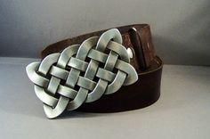 Vintage Ledergürtel, Snaps, Womens Ledergürtel, Herren Leder Gürtel, Ledergürtel, Silber, Mens Schnalle, Womens Schnalle Buckle