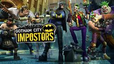 Gotham City Imposters Reviews