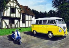 "003CV030 - Nostalgic Period  16"" x 12"" Print Only £12.99 9.5"" x 6.5"" Mounted to 14"" x 11"" - £12.99"