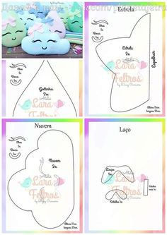 30 Best Ideas For Diy Dco Enfant Tuto Couture - 30 Best Ideas For Diy Dco Enfant Tuto Couture, You are in th - Baby Sewing Projects, Sewing For Kids, Free Sewing, Sewing Tutorials, Diy For Kids, Sewing Toys, Sewing Crafts, Doll Patterns, Sewing Patterns