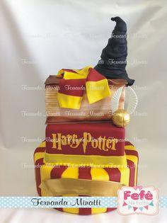 Harry Potter cake Informações e orçamentos: ferminatti@gmail.com