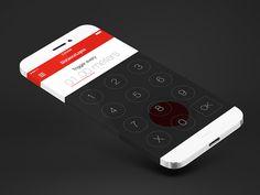 Triggertrap Ios app - by Grégoire Vella | #ui