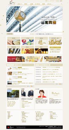 箔一 | ARTNOC.COM Webデザインギャラリーサイト