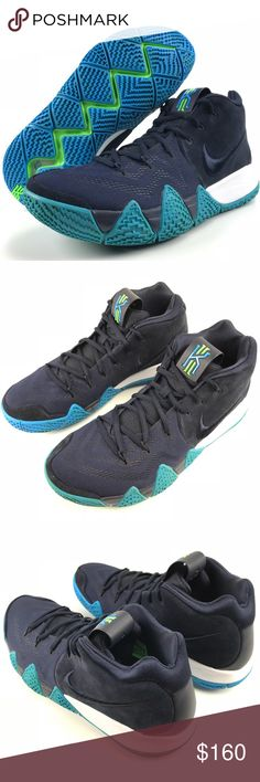 new style 6a297 9f1a6 Nike Kyrie 4 Low Basketball Shoes Nike Kyrie 4 Size 11 Men s Low Basketball  Shoes Dark