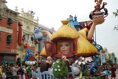 Disneyland Park Paris - only if there is plenty of time... and moula!