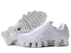 http://www.jordannew.com/womens-nike-shox-tl-shoes-all-white-free-shipping.html WOMEN'S NIKE SHOX TL SHOES ALL WHITE FREE SHIPPING Only $79.87 , Free Shipping!