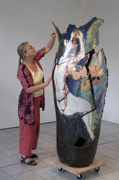 Claudia Clare : Ceramic Artist and the C Word