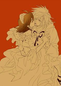 Zelgadis x Amelia