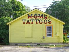 Mom's Tattoos in Austin, Texas