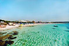 Cyprus Agia Napa Macronissos beach
