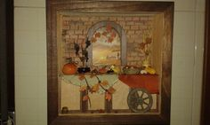 Miniature roombox dolls house in scala 1:12 di MinilucyMiniatures