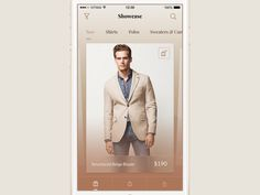 Clothing Shop App by Vitaly Rubtsov