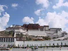 Дворец Потала на вершине Лхасы (Тибет). Обсуждение на LiveInternet - Российский Сервис Онлайн-Дневников