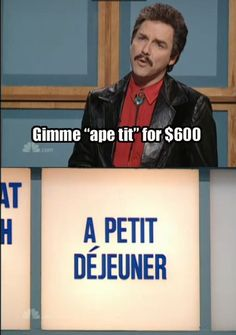 LOL, i love Celebrity Jeopardy!