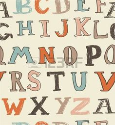 alfabeto Inglés sin fisuras