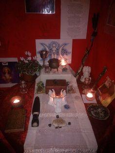 My altar - 2012