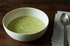 Sweet celery, tender potatoes, butter, and the brightness of dill mingle in this delicious soup.