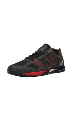 65dd8f5a901 85.16  - Reebok Men s Crossfit Nano 5.0 Training Shoe- Black Motor Red