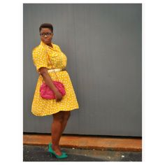 Telly. Loves. Fashion.: My Top Thrifter of 2014: Personal Bravery