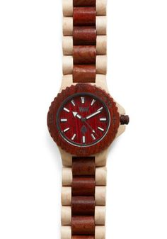 Do You Have the Timber? Watch, #ModCloth