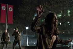 The Man in the High Castle: An Alternative America Hits Home Amazon Tv Series, Amazon Prime Shows, Lady Gaga, Philip K Dick, Dj Qualls, Alexa Davalos, High Castle, Hit Home, Sci Fi Series