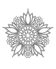 "Lotus Flower Mandala Coloring Pages 29 Cards In the Collection ""Рисунки дРя точечной росписи"" Of Mandala Drawing, Mandala Painting, Dot Painting, Mandala Coloring Pages, Coloring Book Pages, Image Mandala, Lotus Flower Mandala, Lotus Mandala Design, Mandala Pattern"