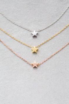 Lovoda - Star Necklace, $15.00 (http://www.lovoda.com/star-necklace/)