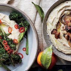 Bean Hummus with Anchovies and Parsley | Recipe | White Bean Hummus ...