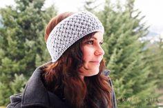 Free Crochet Pattern: Criss Cross Head Wrap