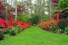ack Lenor Larsen, the renowned textile artist, is the owner and creator of LongHouse Reserve, a garden and sculpture park in East Hampton, N...