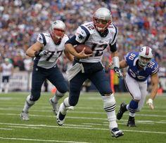 Brady, a #Patriots running back?