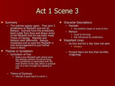 Essay on macbeth act 2 scene 2 macbeth The Impact of Act 2 scene 2 of Macbeth Act 2 scene 2 is the most violent and intense part of Macbeth although we do no actually witness the murder of King Duncan. Macbeth Summary, Macbeth Essay, Macbeth Quotes, Macbeth Witches, Macbeth Themes, Gcse English Literature, Revision Notes, Gcse Revision