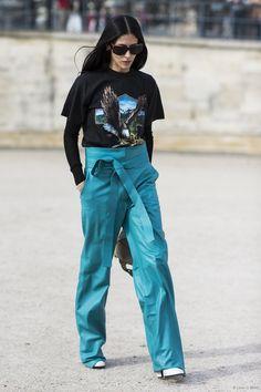 Paris Fashionweek day 4   A Love is Blind