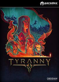 Game Tyranny (PC) Cover