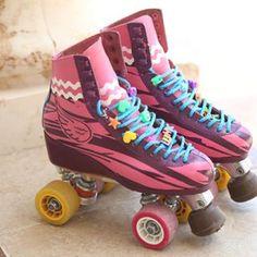Los patines de Luna