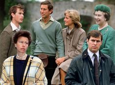 Childhood friends with Prince Andrew, the polar opposite of Princess Anne—the truth about how the people's princess got on with her royal in-laws Princess Diana Photos, Princess Anne, Princess Margaret, Princess Of Wales, Prince Andrew, Prince Charles, The Queens Children, English Monarchs, Charles And Diana
