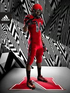 The University of Nebraska and adidas today unveiled new Red Rising TECHFIT  football uniforms the Huskers will wear for homecoming on September 27  versus ... 9b8d38fe6