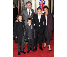17/01/13 - Les Beckham retournent à Londres !