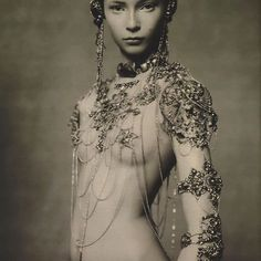 Stunning imagery by Paolo Roversi - Fashion Photographer
