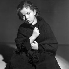 Shirley Temple.  Did you know that she was the top box-office draw in Hollywood for four years in a row (1935–38) ?