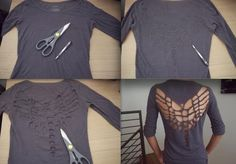 dragonfly diy shirt