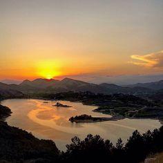 Lago di Gallo Matese - Caserta